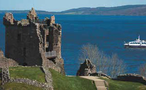 Loch Ness Full Day Tour