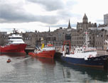 Aberdeen Private City Tour