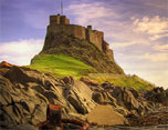 Northumberland Coast and Alnwick Castle Tour from Edinburgh