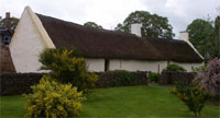 Robert Burns Ayrshire Tour - Burns Cottage