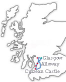 Ayrshire, Burns Country and Culzean Castle Tour from Glasgow