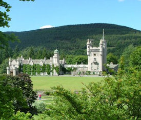 Balmoral Castle Scotland Tour