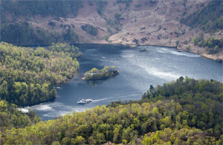 Private Tour to Doune Castle and Loch Katrine