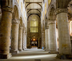 Private Tour to Dunfermline Abbey