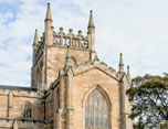 Private Tour to Dunfermline Abbey and Carnegie House