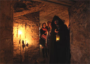 Evening Ghost Tour of Edinburgh Vaults