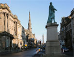 Edinburgh New Town Private Walking Tour