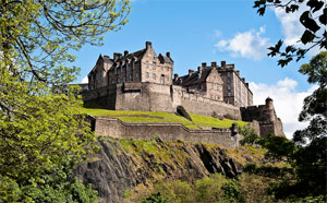 Private Tour to Edinburgh from Greenock Cruise Port