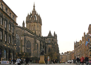 Edinburgh Short Break Tour Package