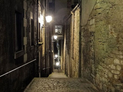 HD wallpapers edinburgh underground city pictures