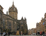 Magical Edinburgh Short Break Tour Package