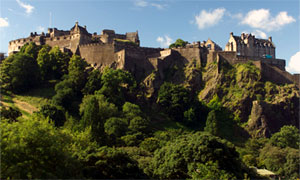 Edinburgh Castles Tour Package