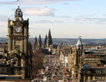 Private Full Day Tour of Edinburgh with Holyrood Palace and Edinburgh Castle