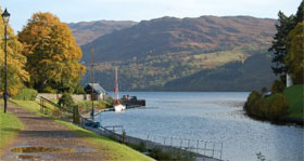 Loch Ness and Lunch Day Tour
