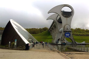 Private Tour to Falkirk Wheel