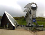 Private Tour to Falkirk Wheel and The Kelpies