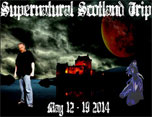 Supernatural Scotland Tour - Ghosts of Graveyards, Castles and Battlefields