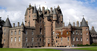 Glamis Castle Tour from Abedeen