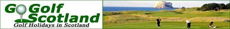 Golf Holidays in Scotland