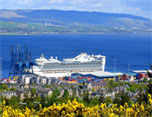 Private Tour from Greenock Cruise Port