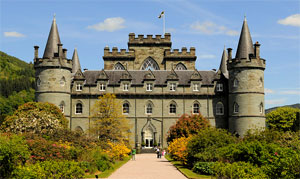 Private Tour to Inverary Castle from Greenock