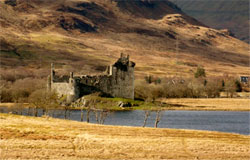 Private Tour to Kilchurn Castle from Greenock