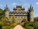 Private Tour to Inverary and Kilchurn Castle from Greenock Cruise Port