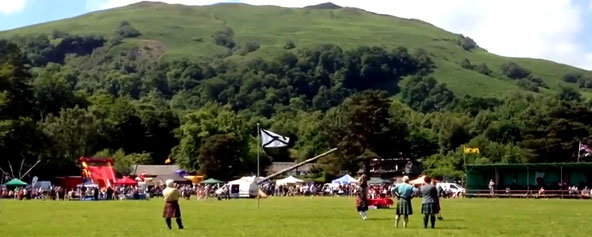 Highland Games Tours - Scotland Tours
