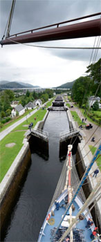 Sailing Cruise Tour of Scottish Highlands and Caledonian Canal