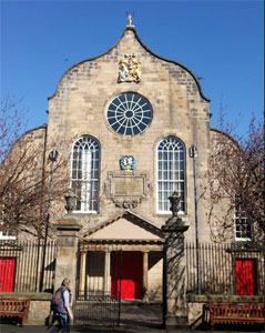 Cannongate and Holyrood Palace Walking Tour