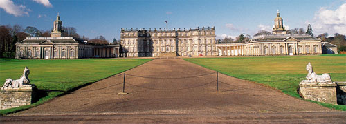 Private Tour to Hopetoun House and Midhope Castle