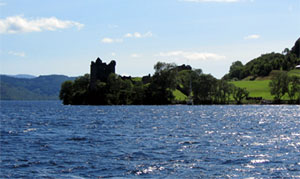 Urquart Castle Private Tour from Inverness