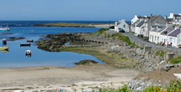 Saligo Bay - Scotland Tour