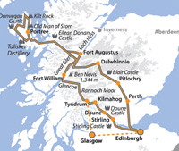 Isle of Skye Scottish Highlands and Loch Ness Tour