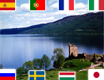 Language Guides for Tours of Scotland