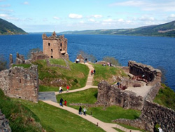 Loch Ness Day Tour from Glasgow
