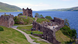 Private Overnight Tour to Loch Ness - Urquhart Castle
