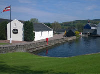 Glenfiddich Whisky Distillery