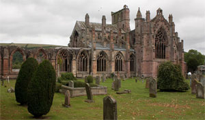 Melrose Abbey - Scottish Borders Tour