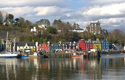 Tobermory Harbour - Isle of Mull
