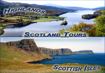 Sightseeing Tours Scotland Highlands and Islands