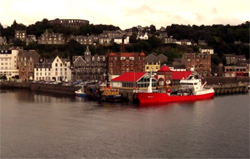 Oban - Scotland Tour