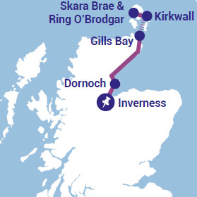 The Orkney Isles Tour Experience from Inverness