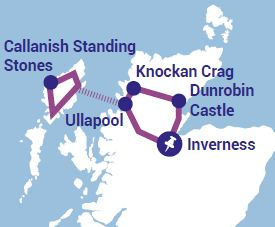 Outer Hebrides Tour Experience from Inverness
