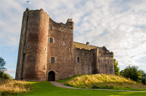 Outlander Castles Private Tour