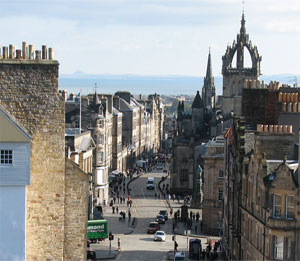 Edinburgh Panoramic Private Tour