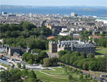Private Panoramic City Tour of Edinburgh