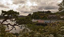 Portree Skye - Scotland Tour