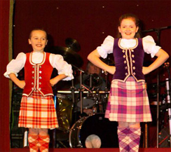 Scottish Dance Show Edinburgh