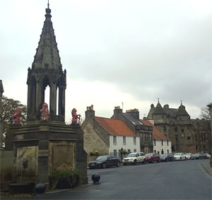 Private Tour to Falkland Palace